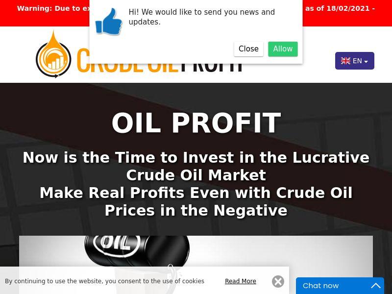 Oil Profit Portuguese 3253