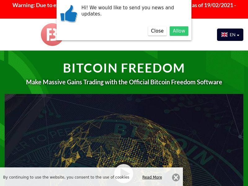 Bitcoin Freedom Malay 1967