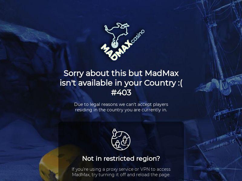 Madmax casino CPA PT+ES
