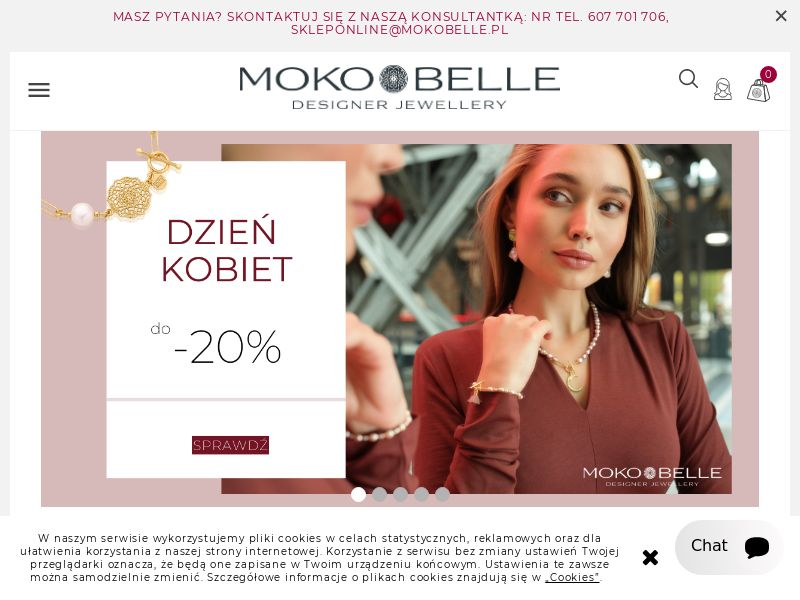MOKOBELLE - PL (PL), [CPS], Accessories and additions, Jewelry, Presents, Sell, shop, gift