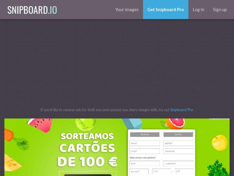 41823 - PT - PremiosFaciles - Sorteo Supermarket Card - SOI