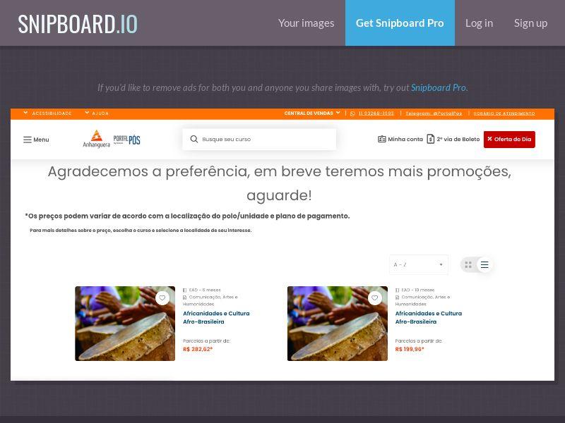 37979 - BR - Education - Anhanguera | Pós Graduação 2020 - SOI (open cap)