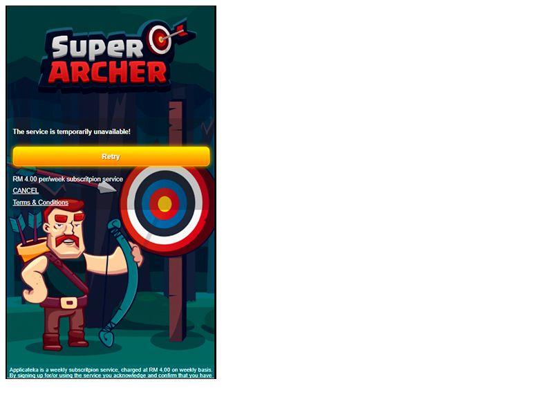 Super Archer WIFI