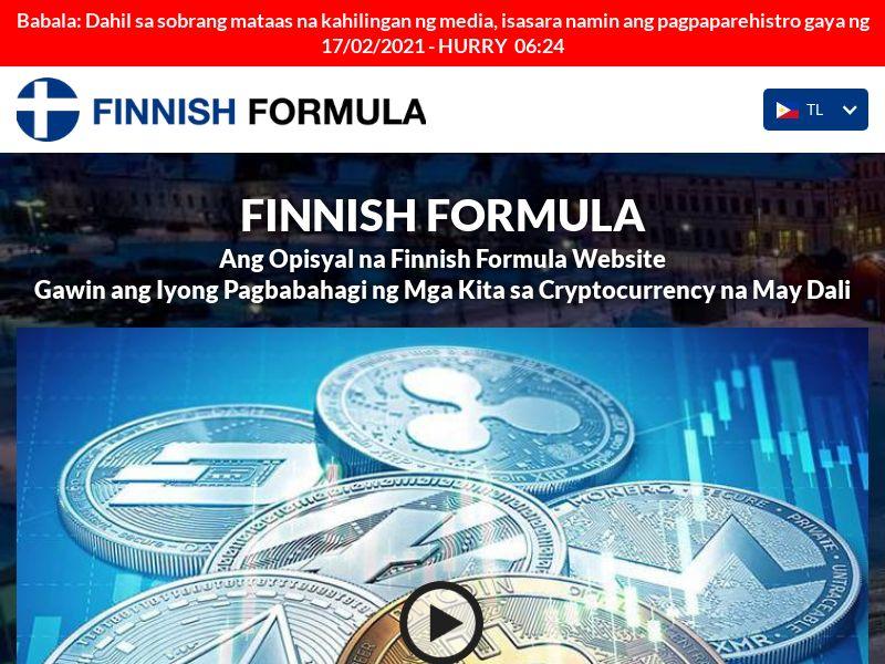 Finnesh formula Filipino 3752