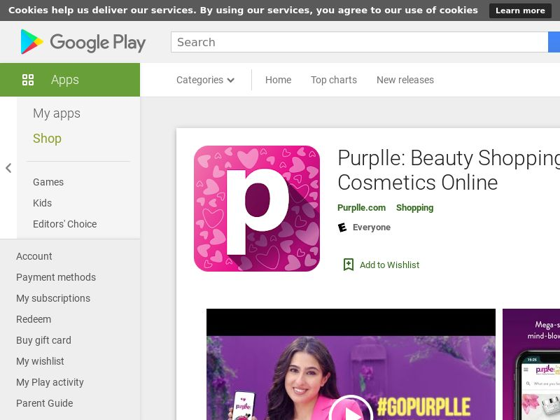 Purplle Android IN (hard kpi)