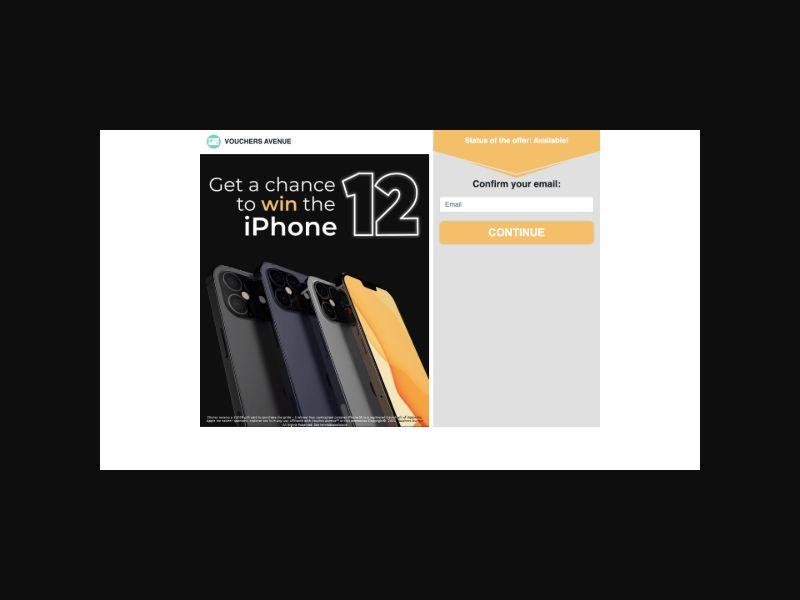 VouchersAvenue iPhone 12 (US) SOI