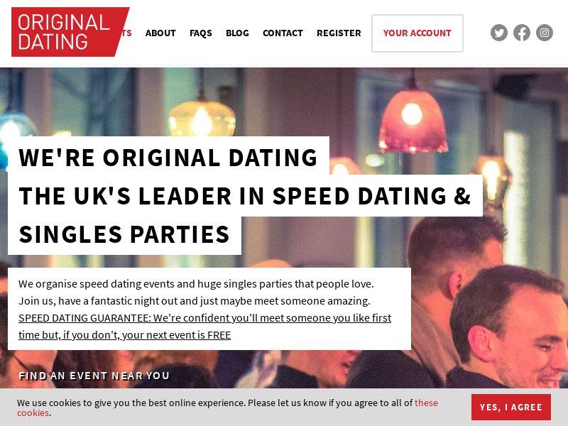 Original Dating - UK (GB), [CPS]