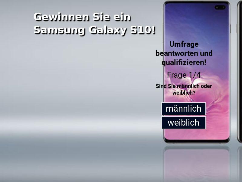 11780) [WEB+WAP] Samsung Galaxy S10 V2 - DE - CPL