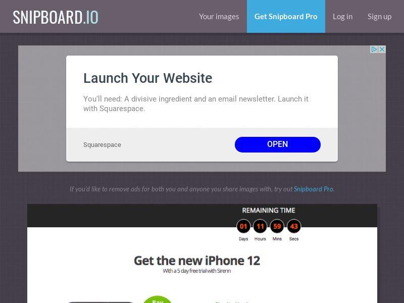 GamerExpert - iPhone 12 IT - CC Submit