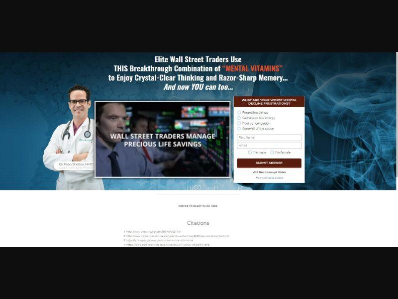 Brain C 13 - VSL - Brain Enhancement - SS - [US]