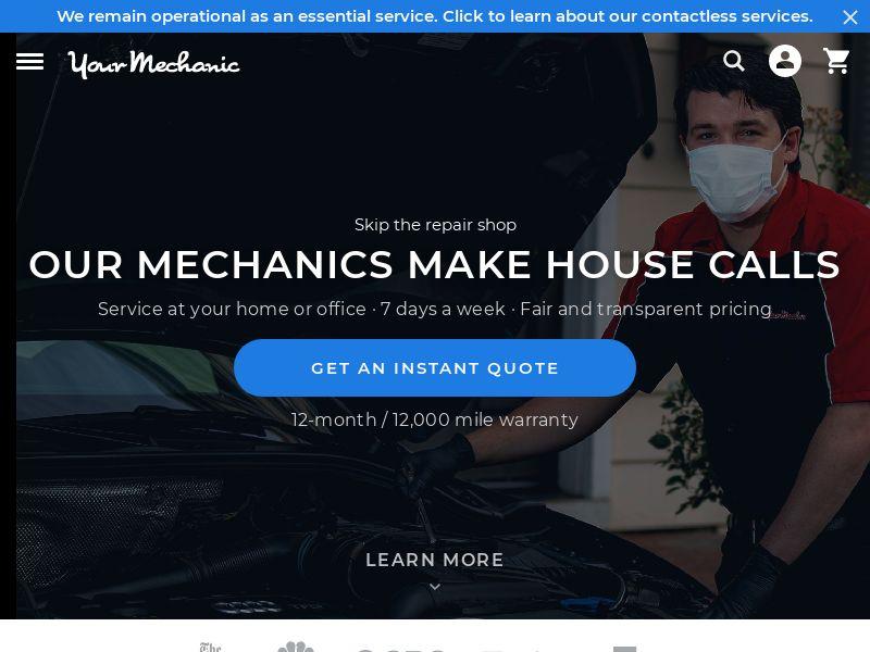 US - Your Mechanic