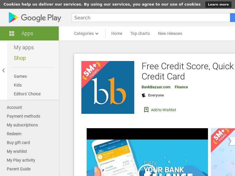 BankBazaar_IN_Android (manual) (CPE=OFFERS_LIST_CC)