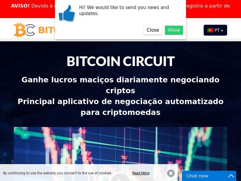 Bitcoin Circuit Portuguese 2175