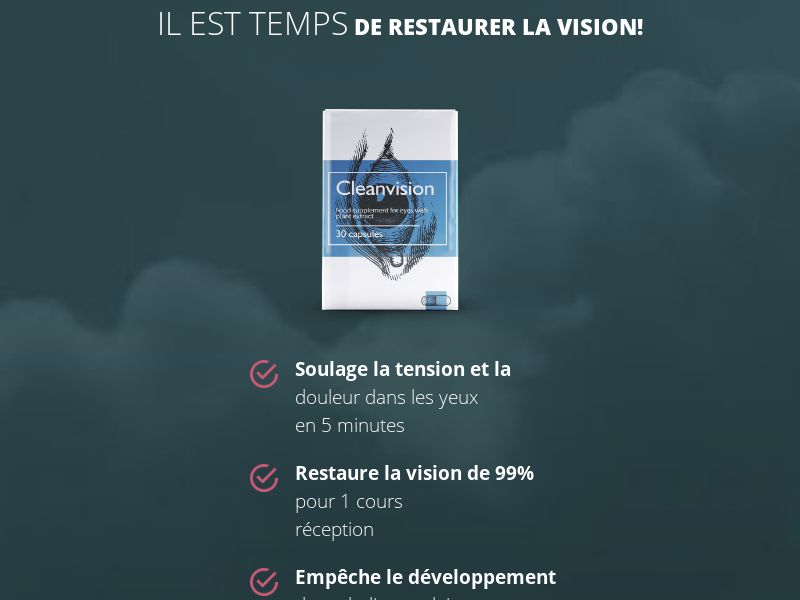 Clean Vision FR