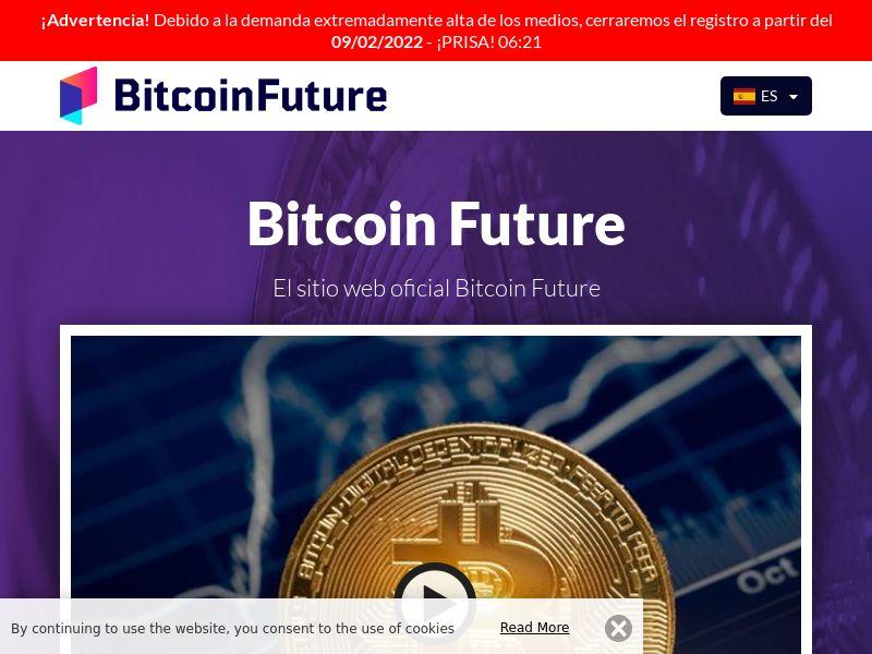 Bitcoin Future Software Spanish 1031