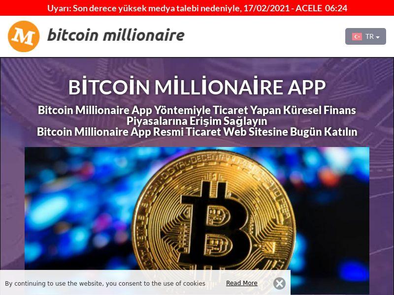 Bitcoin Millionaire App Turkish 2896