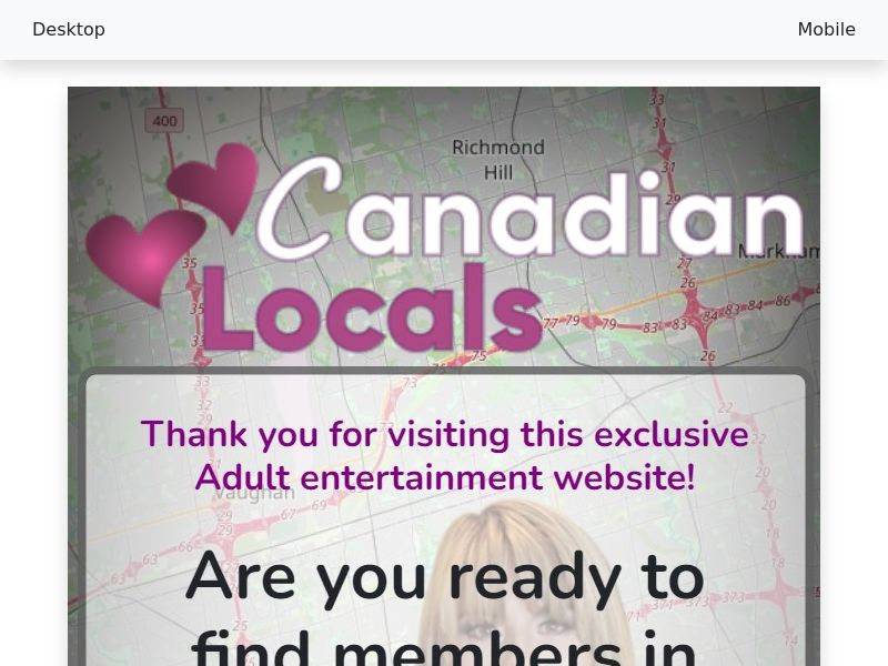 CanadianLocals - CPL DOI - CA - Mob