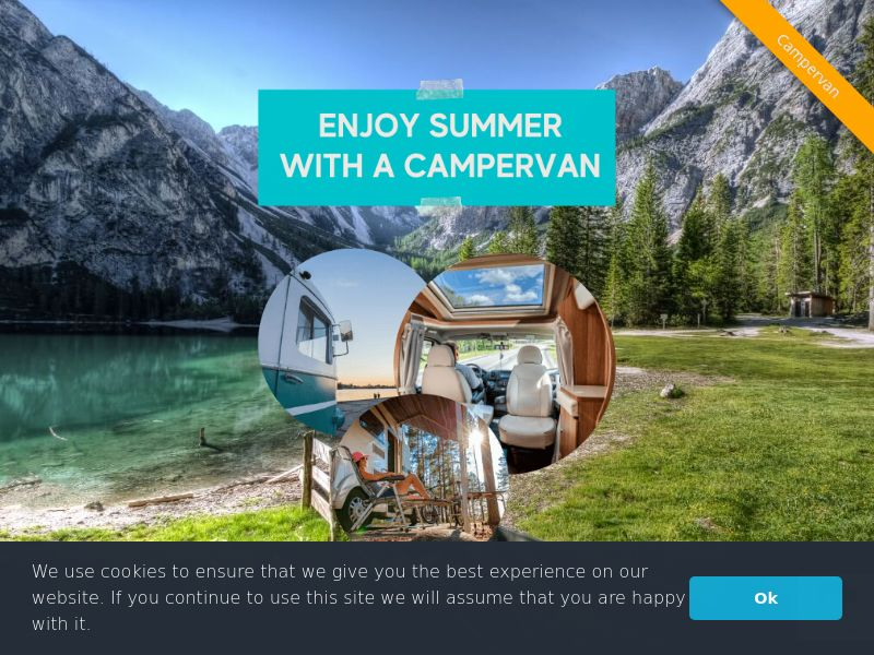 Campervan Sweepstakes - NZ - Incent OK