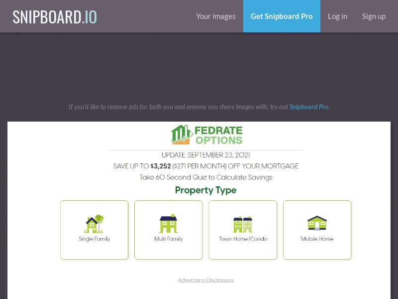 43246 - US - Fedrateoptions.com - Mortgage - Creatives approval - SOI