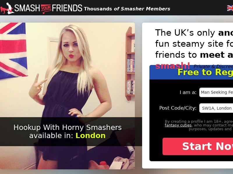 SmashYourFriends - PPS - Desktop/Tablet - UK