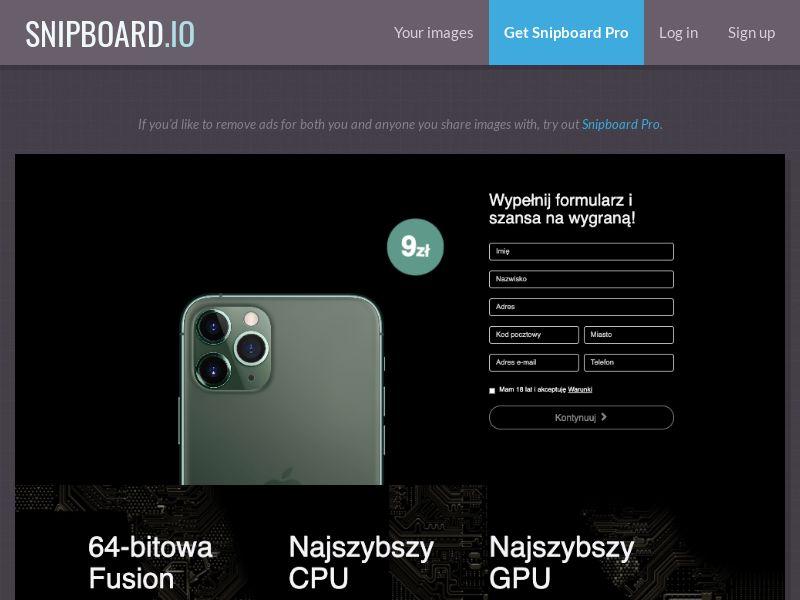 37212 - PL - BigEntry - iPhone 11 Pro v1 - CC submit