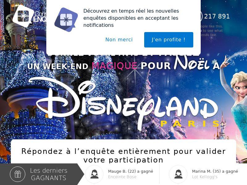 11633) [WEB+WAP] Disney - FR - CPL