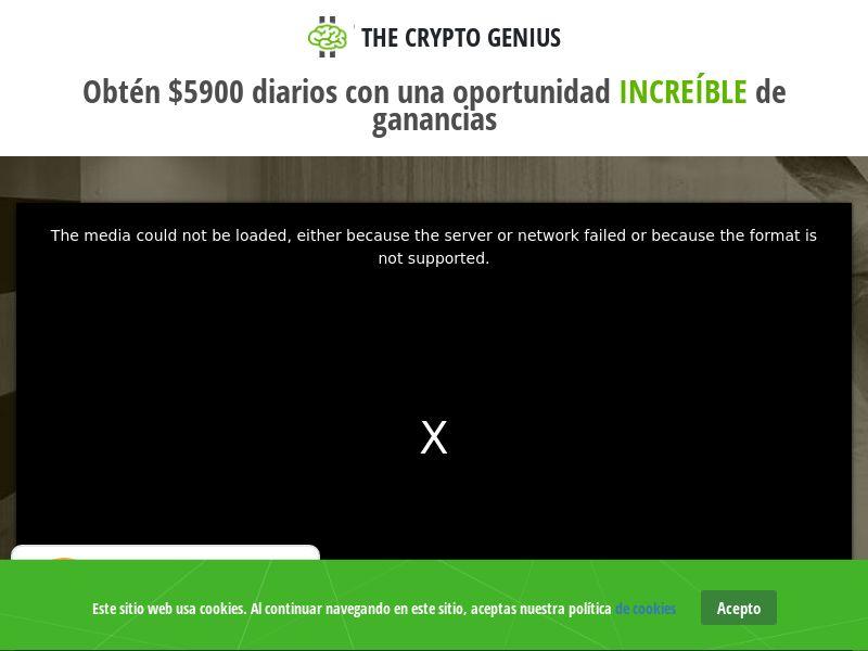 Crypto Genius - UY, GT