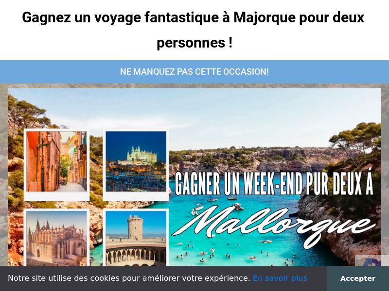Majorca Trip - FR (FR), [CPL]