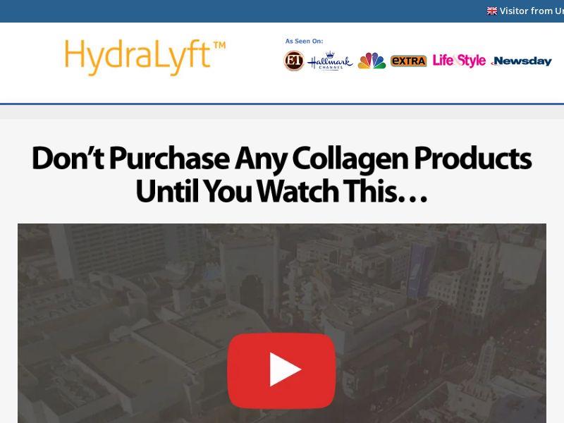 HydraLyft [INTL] (Email) - CPA
