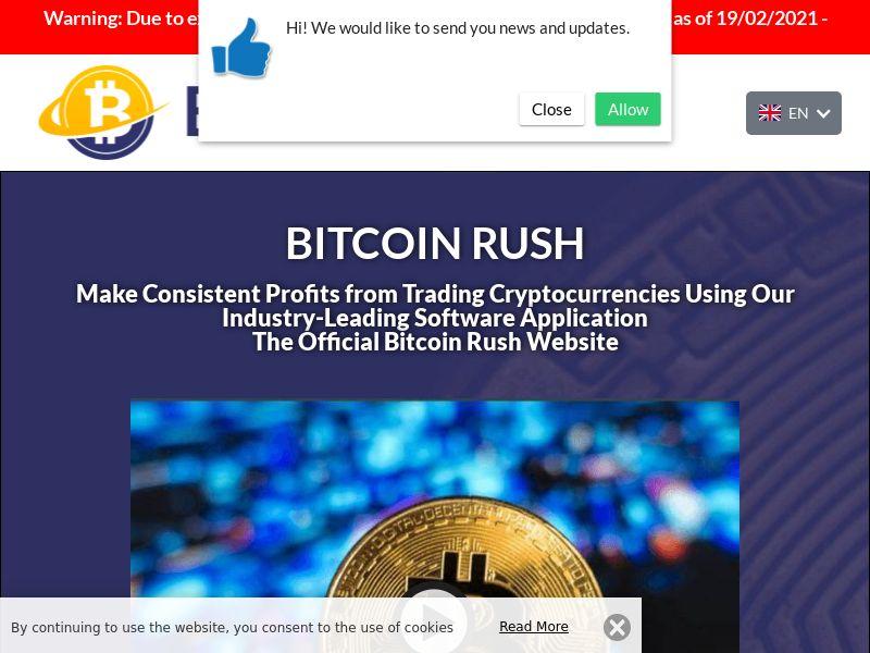The Bitcoin Rush Malay 2816