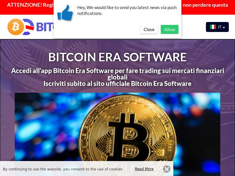 The Bitcoin Era Italian 2375