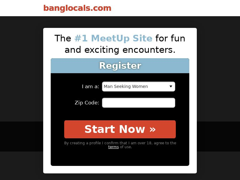 BangLocals (US, CA, UK, AU, NZ) (CPL) (Personal Approval)