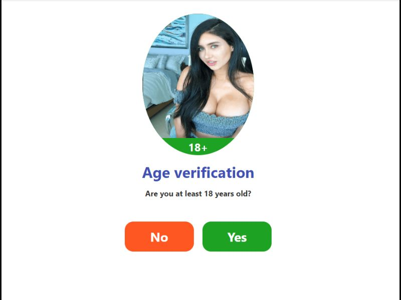 Age Verify White [WW] - Click to sms