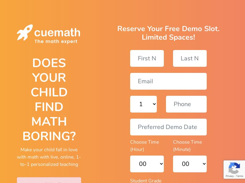 CueMath - Mobile and Desktop - US (Converts on free trial subscription)