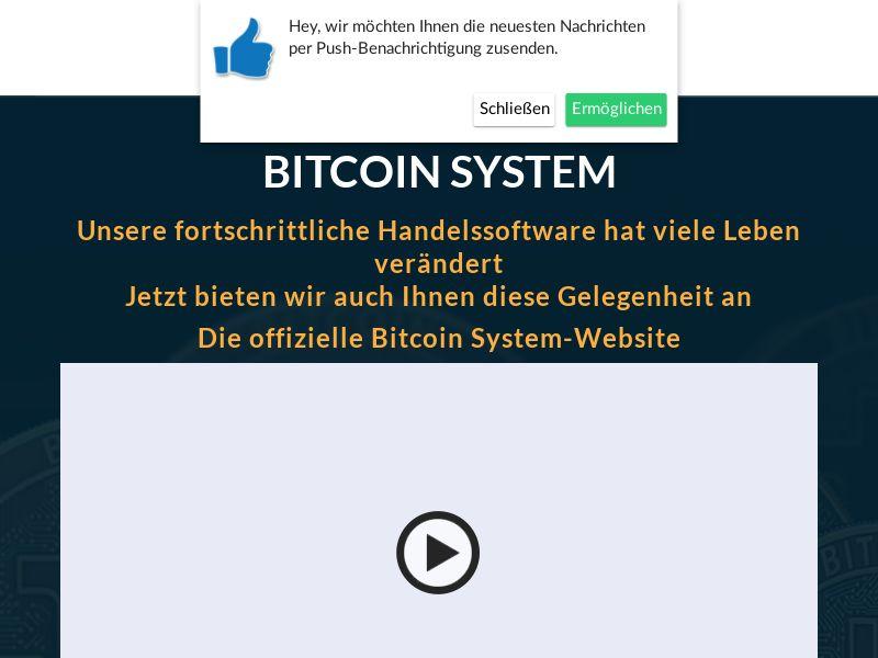 Btc System Pro German 1003