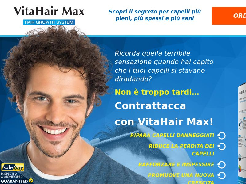 VitaHairMax - COD - [IT]