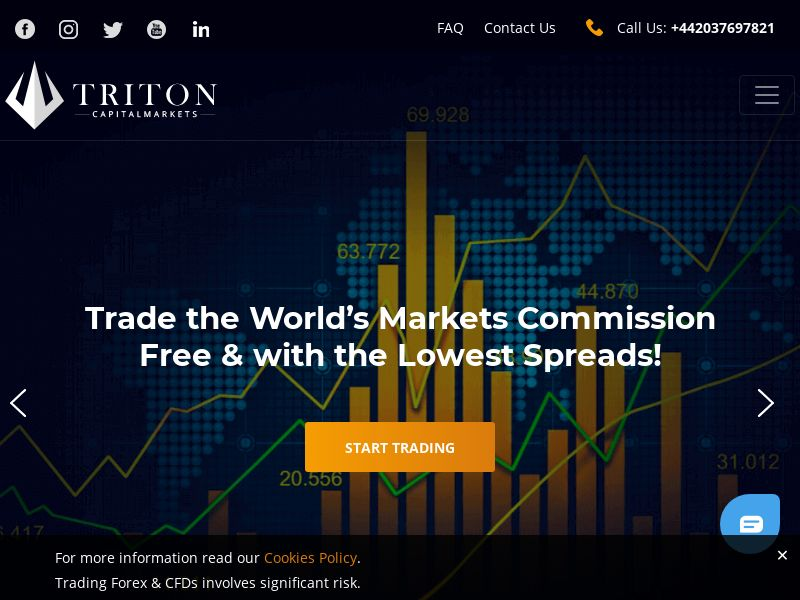 Triton Capital - BTB - DK - Non-Incent (CPS) (Personal Approval)