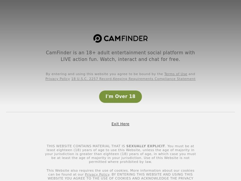 Cam-Finder (DE, AT, CH) (CPL) (Personal Approval)