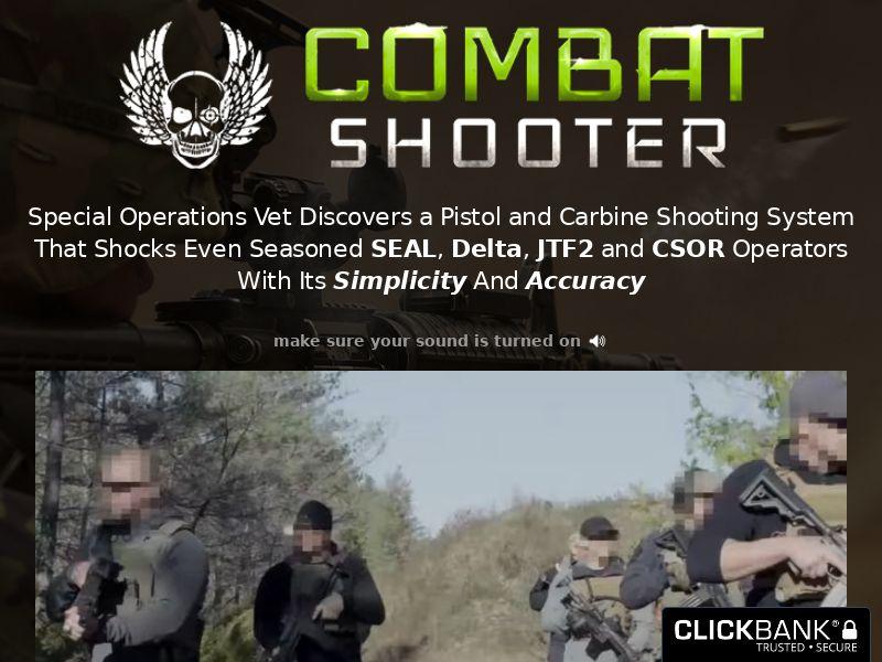 Combat Shooter System (PPS) - Survival - US, UK, CA, AU, NZ