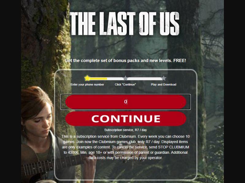 The Last of Us (ZA)