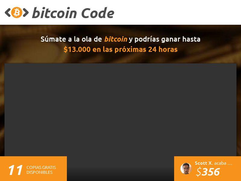 Bitcoincode CPA ES+Latam