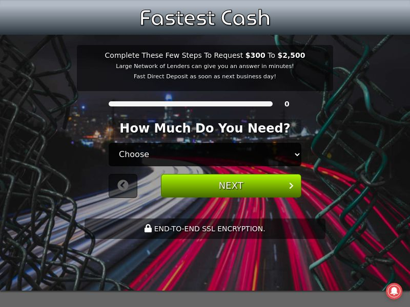 Fastest.cash - REVSHARE