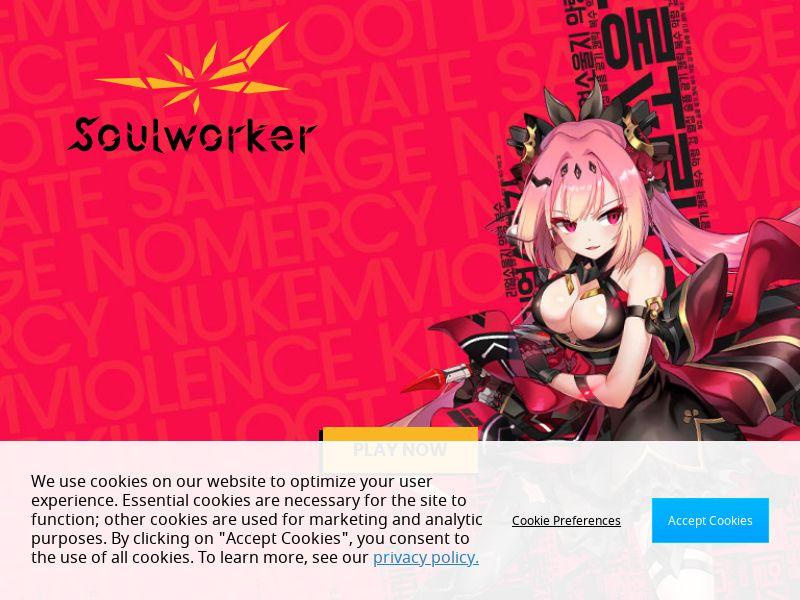 SoulWorker - SOI - Germany