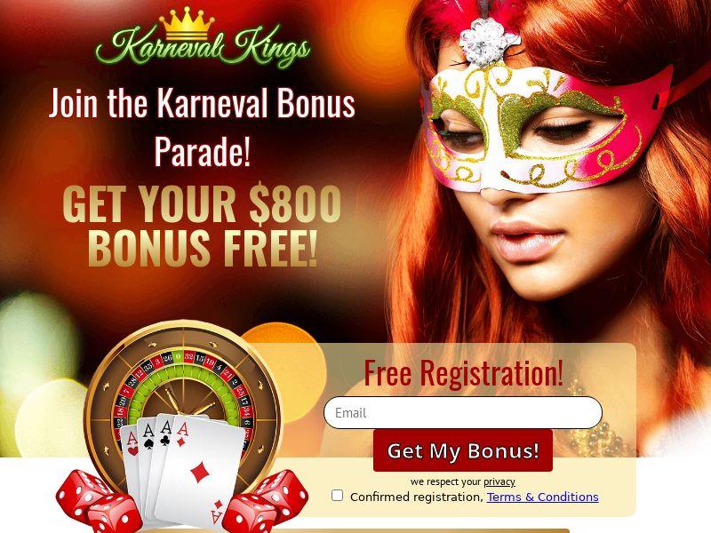 11865) [WEB+WAP] Karneval Kings - NZ - CPL