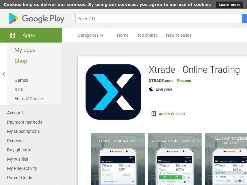 Xtrade - Online Trading