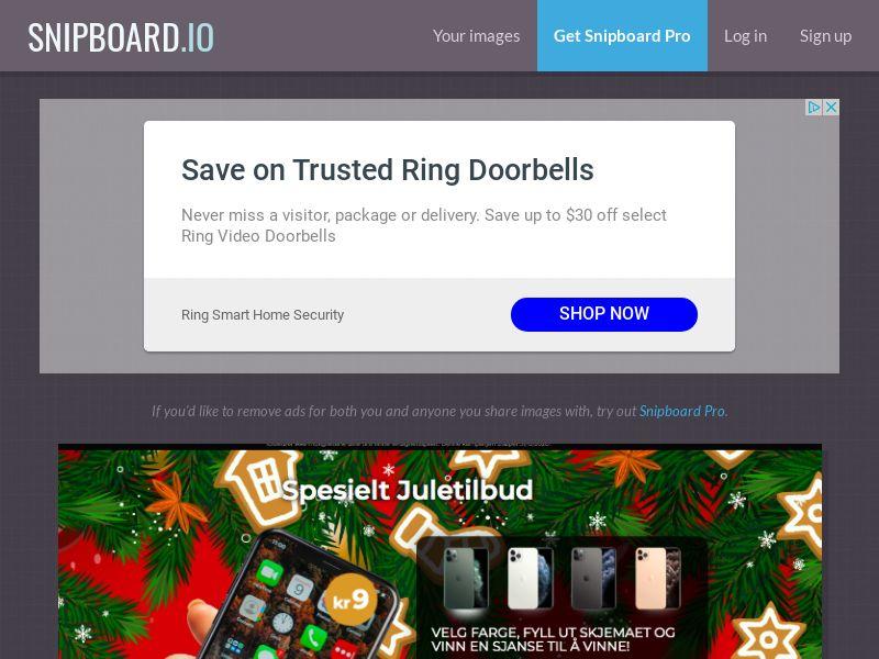BigEntry - Christmas iPhone 11 Pro v1 NO - CC Submit