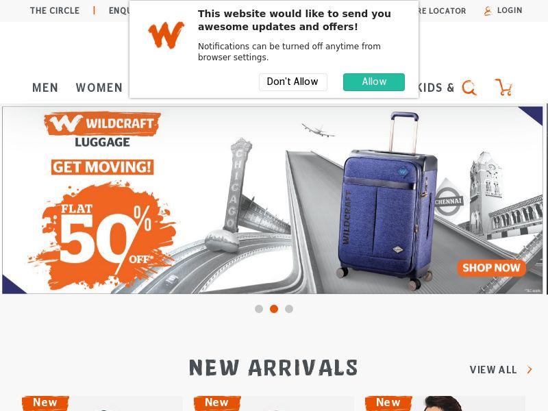 Wildcraft.com CPS - India