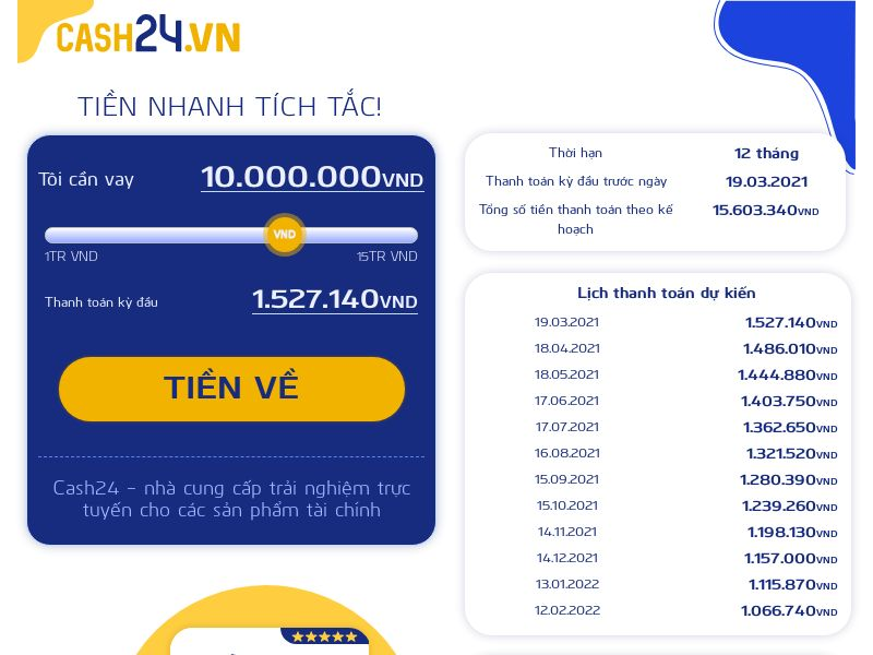 Cash24 VN CPS