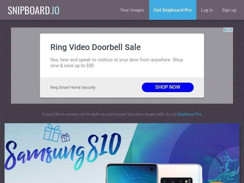 SteadyBusiness - Samsung Galaxy S10 LP15 BE - CC Submit (dutch)