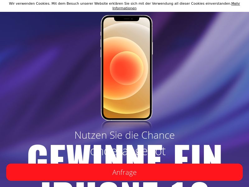 GreenFlamingo - Iphone 12 - DE (DE), [CPL]